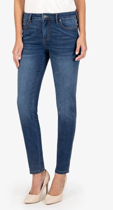 Kut From The Kloth assemble Diana high rise skinny jeans