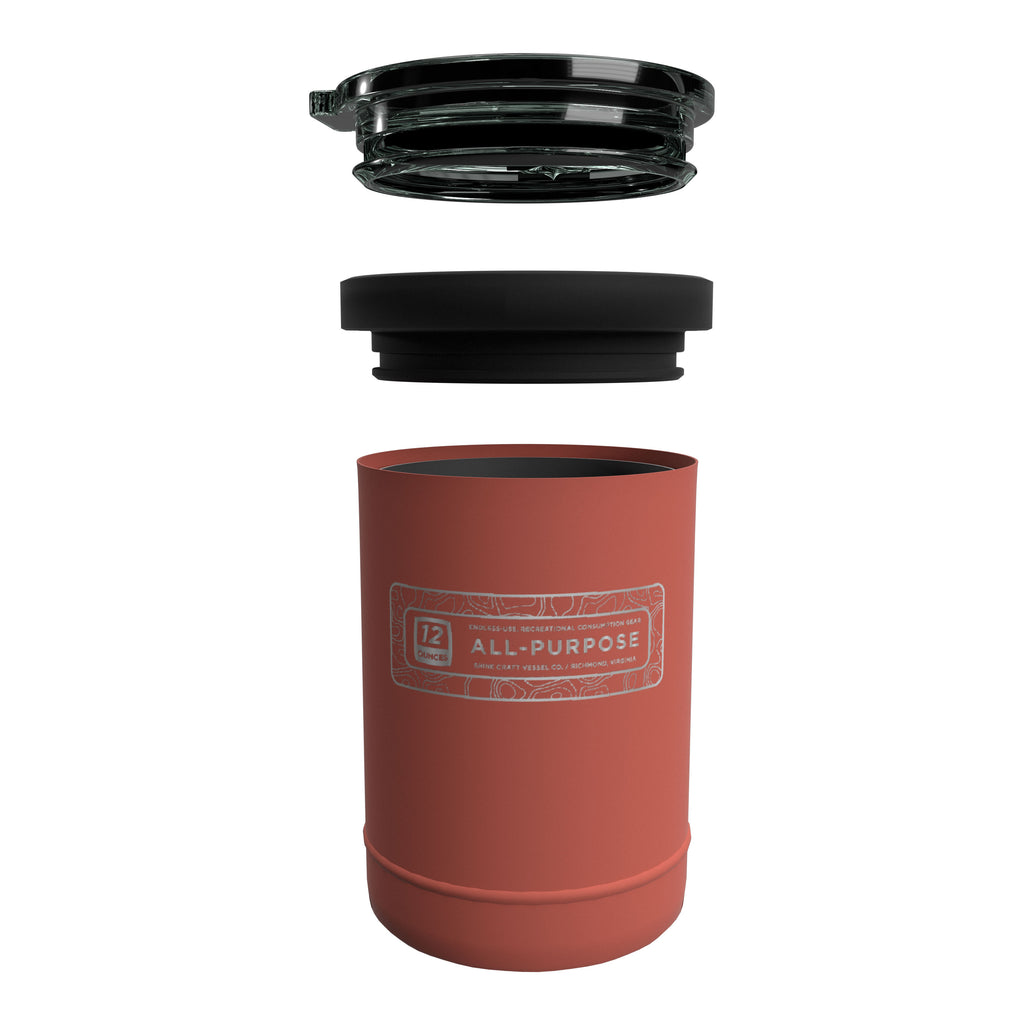 12 OZ. ALL PURPOSE TUMBLER
