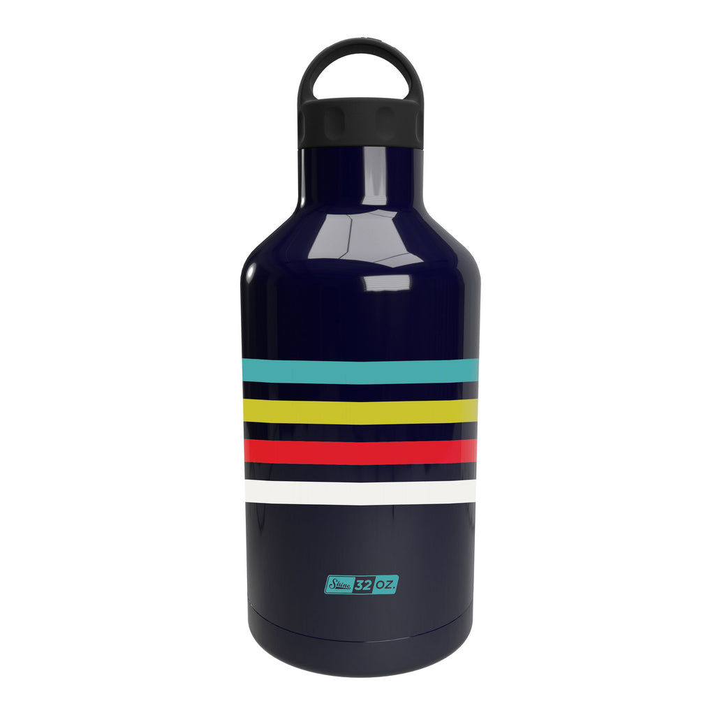 32 OZ. Camp Stripe