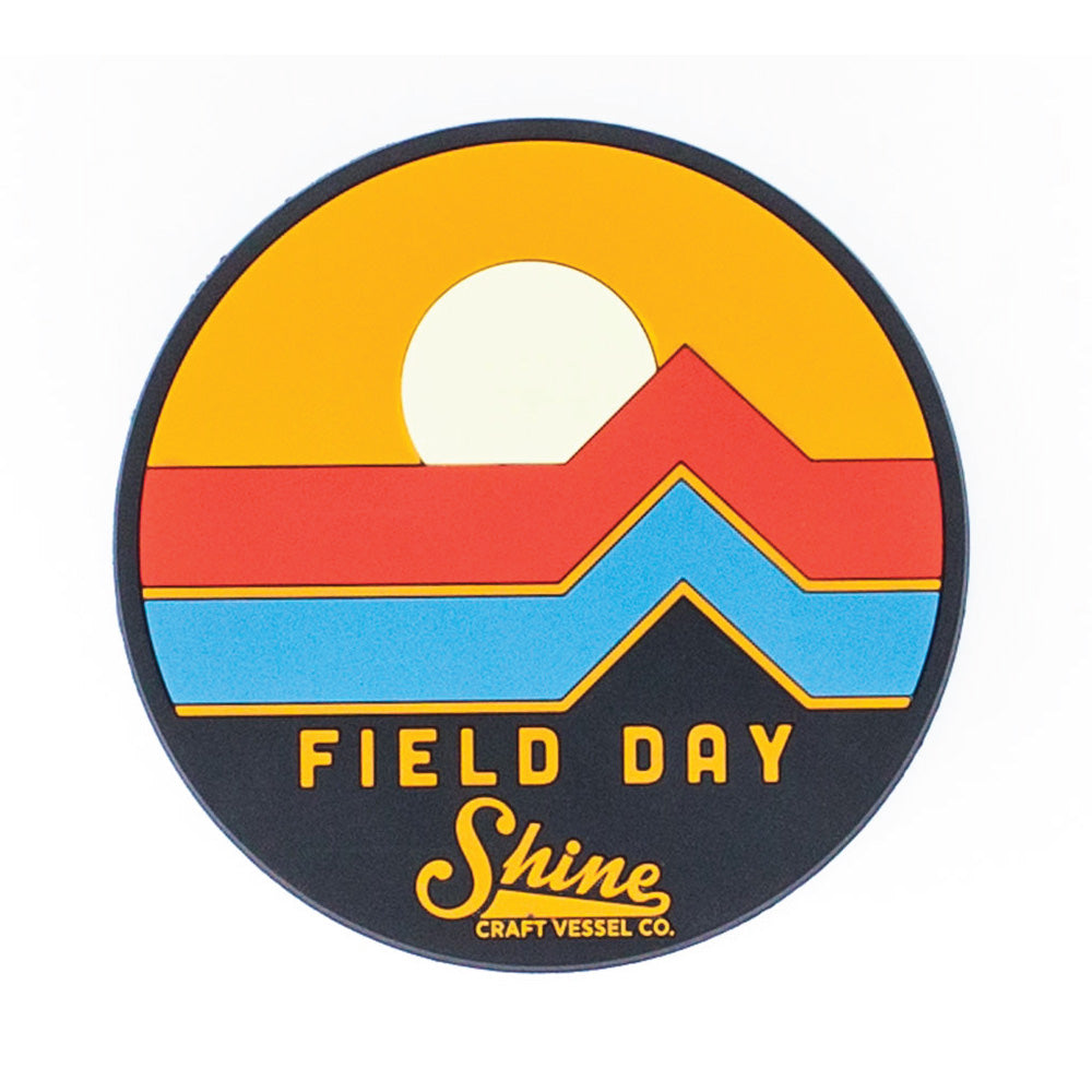 Field Day Coaster Set