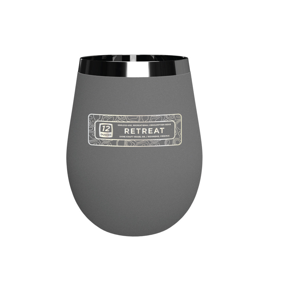 12 OZ. RETREAT TUMBLER