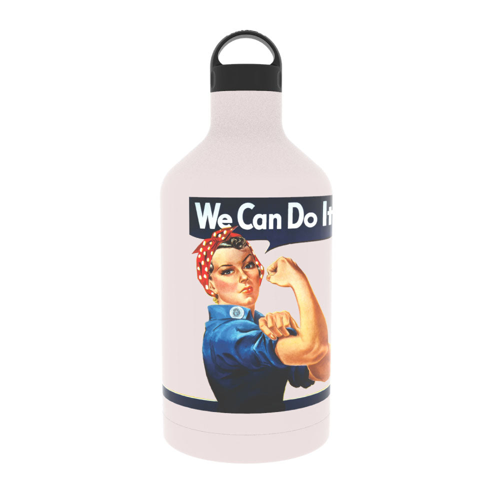 64 OZ. 'WE CAN DO IT' GROWLER