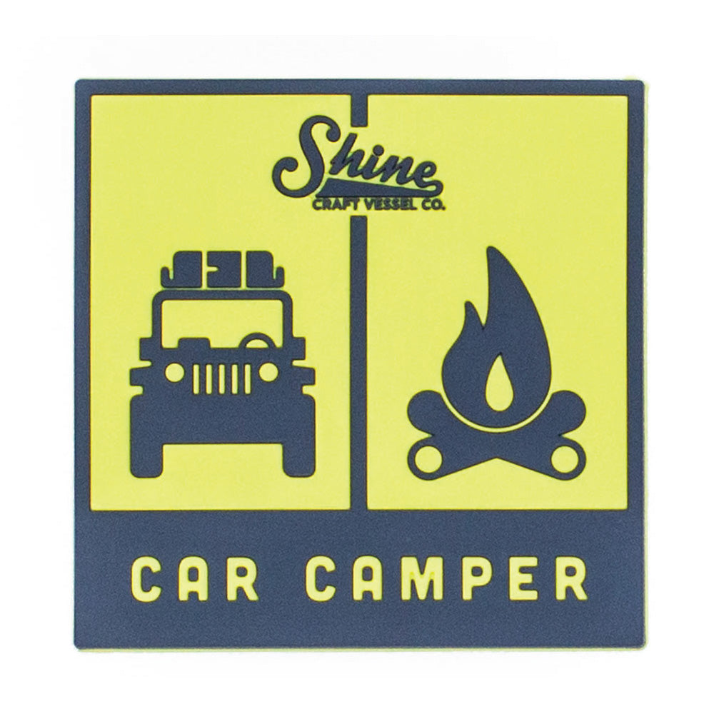 Car Camper Coaster Set