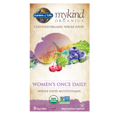 KIND Organic Women's Once Daily 30 Tablet