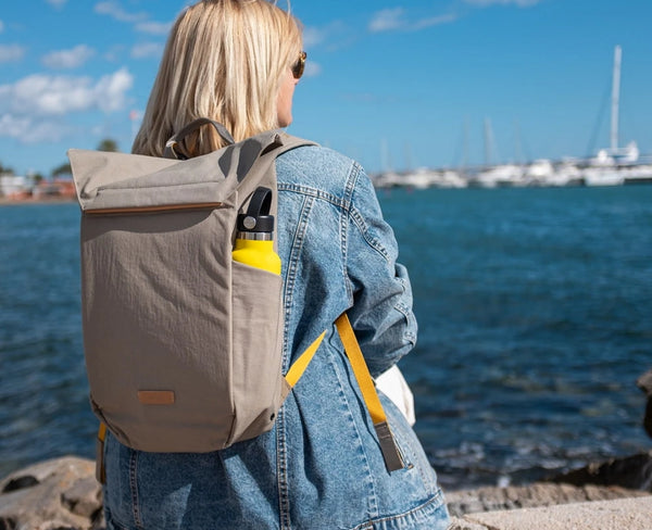 Best Backpack for Women Overall: Bellroy Melbourne Backpack Compact