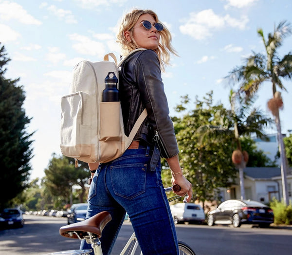 Best Commuting Backpack for Women: Béis The Backpack