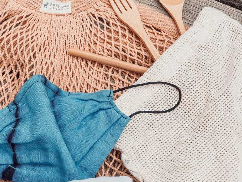 4 Ways to Use Your Mesh Eco Bags for Low Waste Living  (That Aren't for Vegetables!)