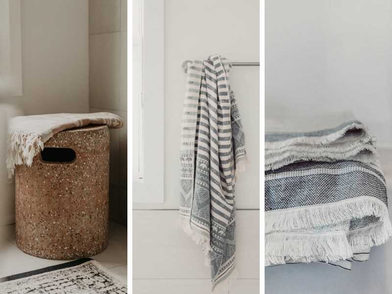 Caring For Your Turkish Towels