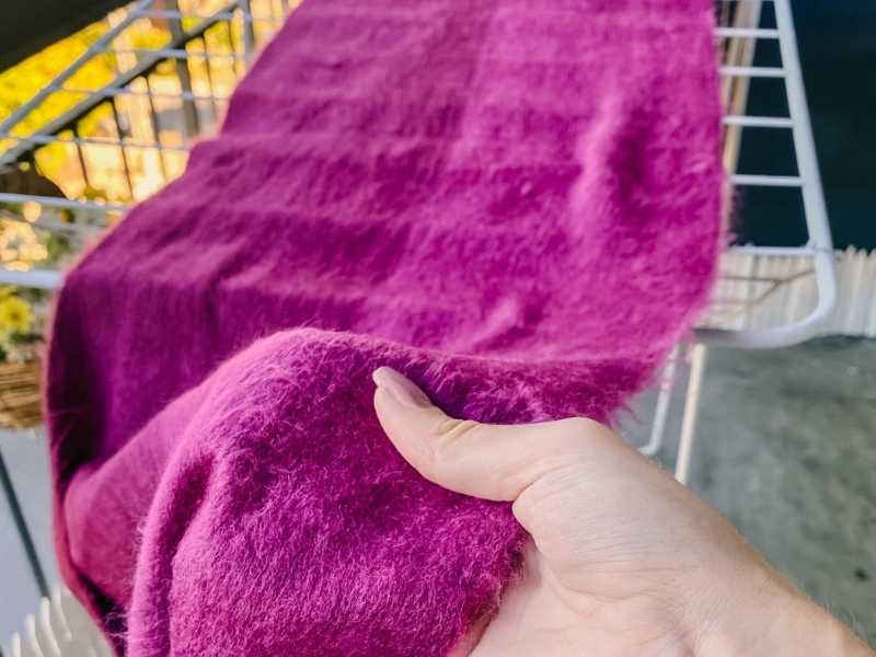 Caring for Your Alpaca Products