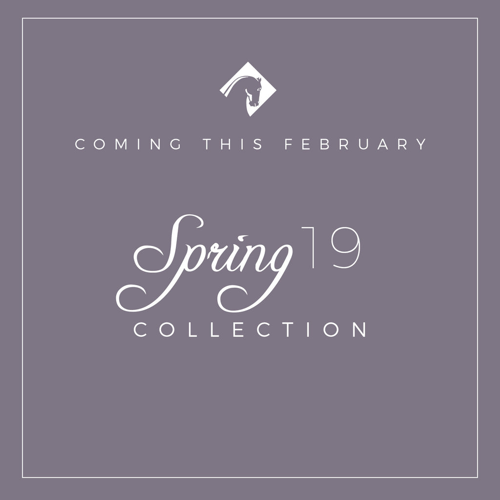 COMING THIS FEBRUARY - ARISTA SPRING 19 COLLECTION