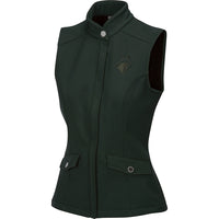 Arista Equestrian Softshell Vest in Forest (4006)
