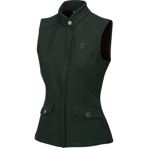 Arista Softshell Vest in Forest (4006)