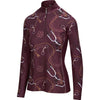 BrioTek 200 Quarter Zip Raisin Spurs  (3011)