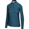 BrioTek 200 Quarter Zip in Marine  (3024)