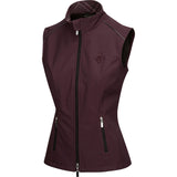 Essence Vest, Raisin, REGULAR LENGTH