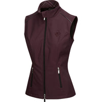 Essence Vest, Raisin, PETITE LENGTH