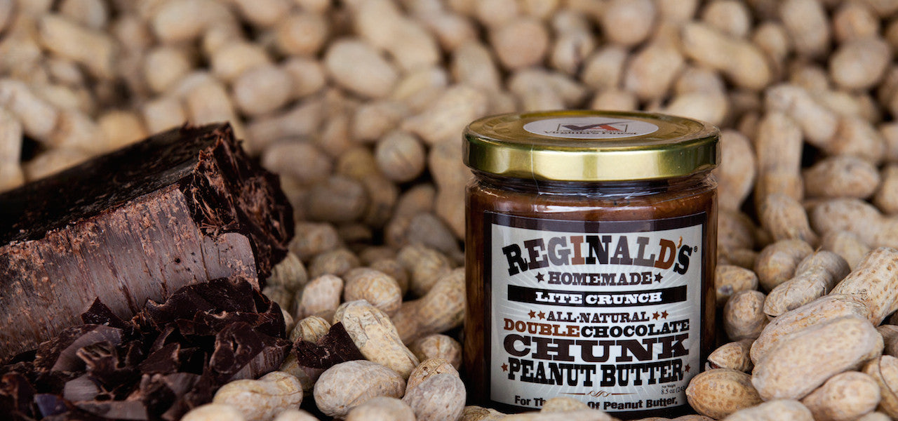 Reginald's Double Chocolate Chunk Peanut Butter
