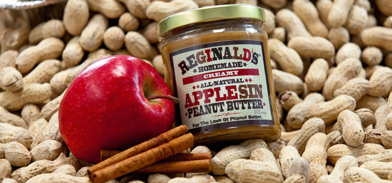 Reginald's Apple Sin Peanut Butter