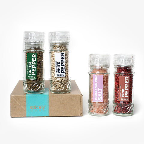 Gift Box: Salt and Pepper