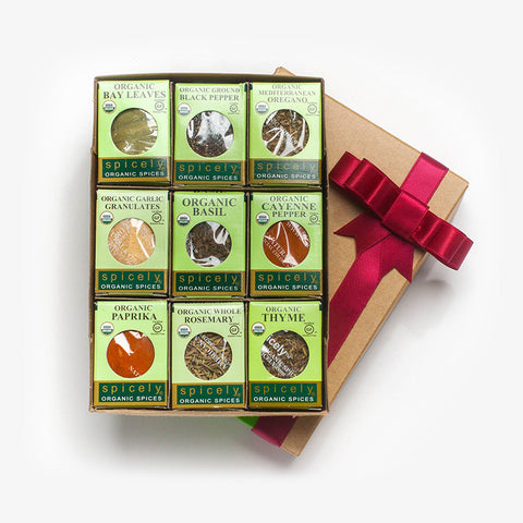 Gift Box: American Kitchen (9-Pack)