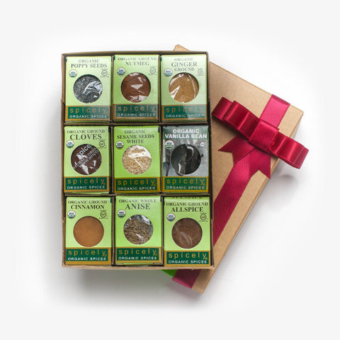 Gift Box: Baker's Favorite (9-Pack)
