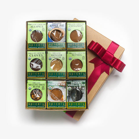 Gift Box: Traditional Holiday (9-Pack)