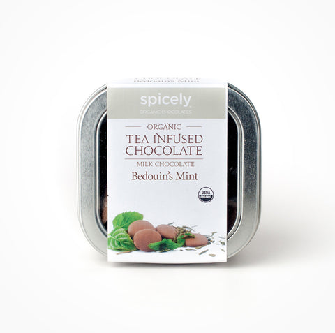 Organic Bedouin's Mint Milk Chocolate