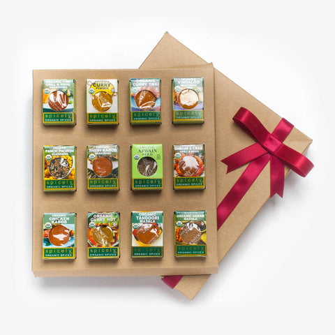 Gift Box: Curry & Masala