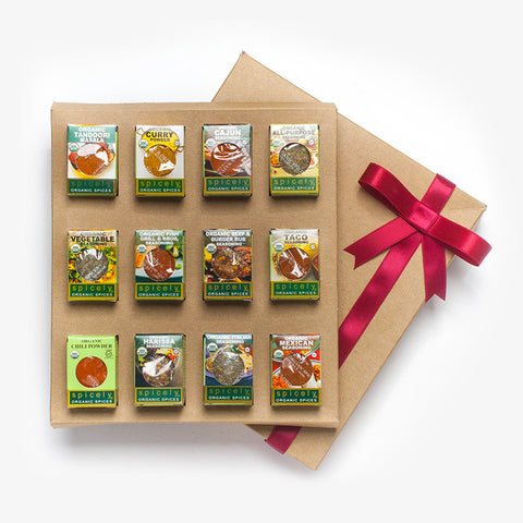 Gift Box: Favorite Seasoning Blend