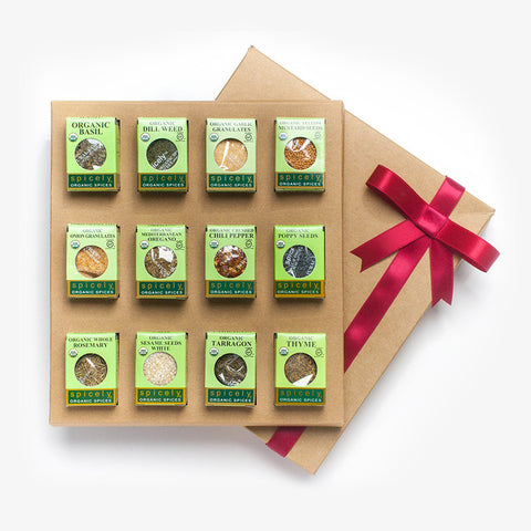 Gift Box: Salad Lovers