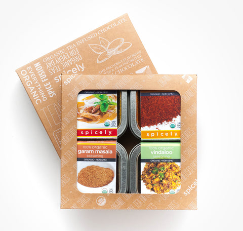 Gift Box: Curry Cart Box