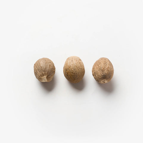 Organic Nutmeg, Whole