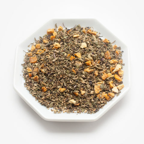 Organic Tulsi Tea (Orange Ginger)