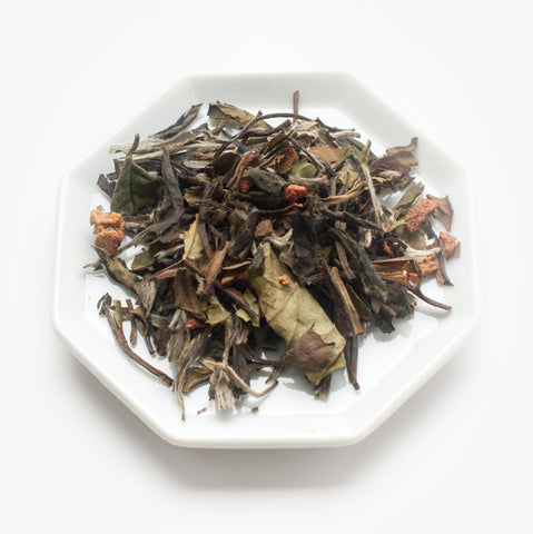 Organic White Tea (White Strawberry)