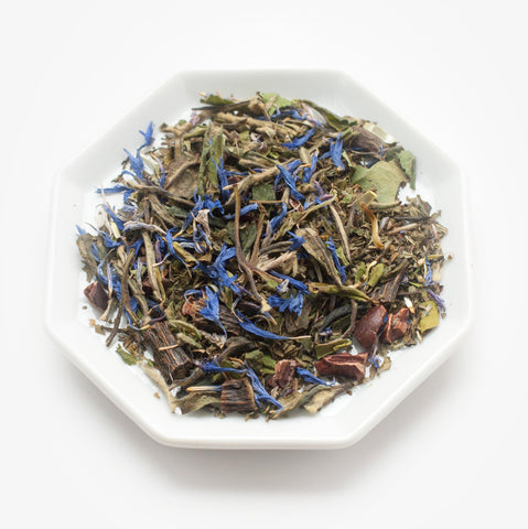 Organic White Tea (White Cocao Mint)