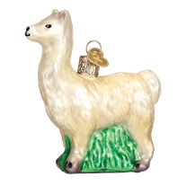 Old World Christmas Llama