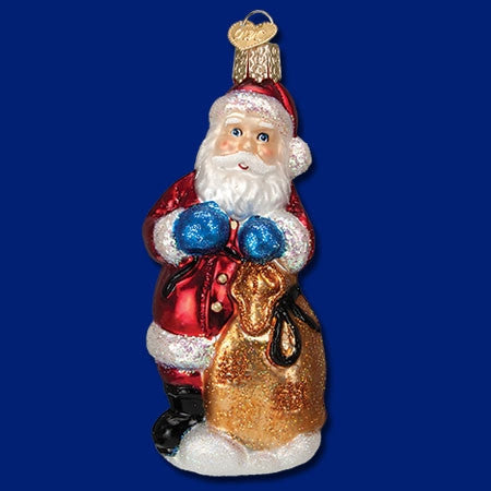 Chocolate Mold Santa