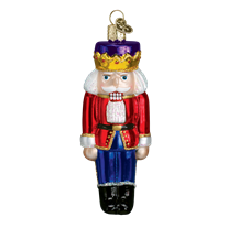 Old World Christmas Nutcracker Prince