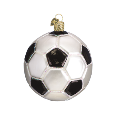 Old World Christmas Soccer Ball