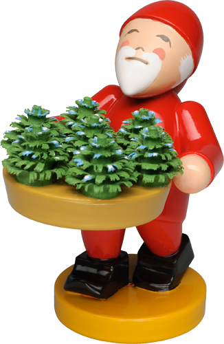Wendt and Kuhn Gnome with Little Plants