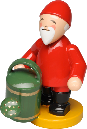 Wendt and Kuhn Gnome with Watering Can
