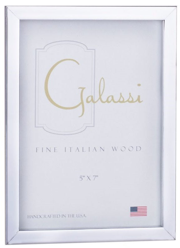 Frame Galassi Thin Chrome