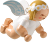 Wendt and Kuhn Marguerite Flying Angels  Set of 10