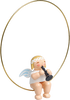 Wendt and Kuhn Marguerite Ring Angels  Set of 10