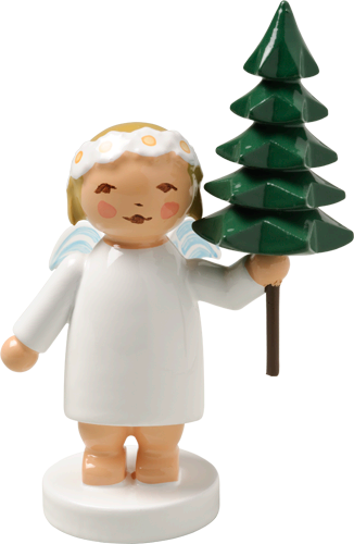 Wendt and Kuhn Marguerite Angel with Tree