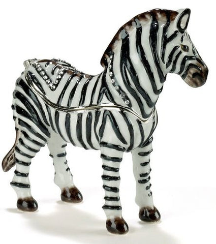 Kubla Crafts Zebra Box