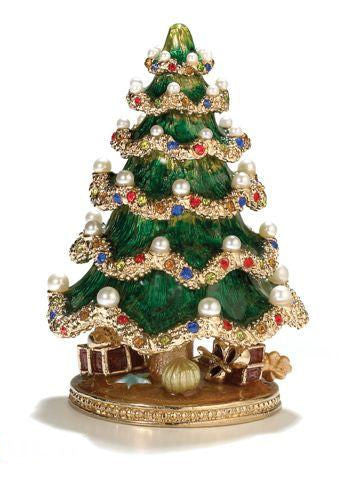 Kubla Craft Christmas Tree with Pearl
