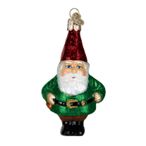 Old World Christmas Gnome