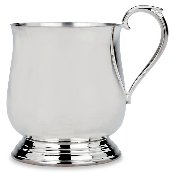 Reed and Barton Revere Silverplate Baby Cup