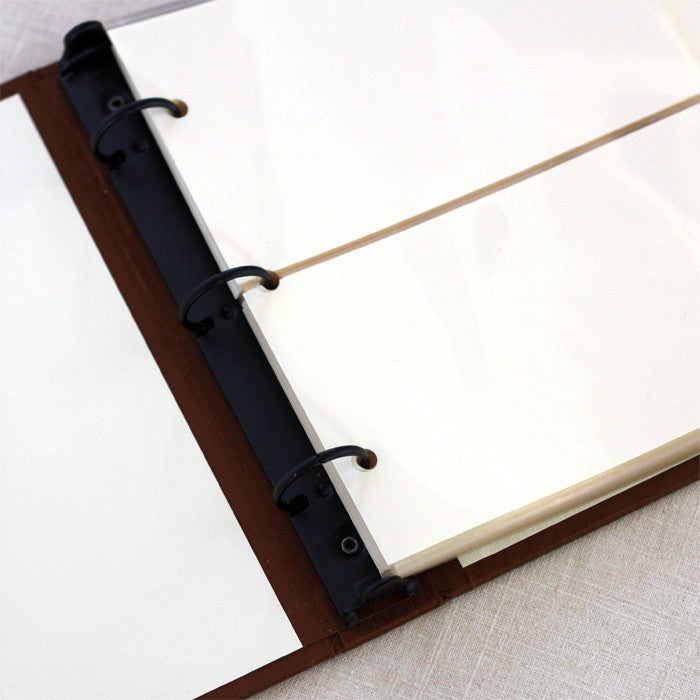 Photo Binder Basic Brown